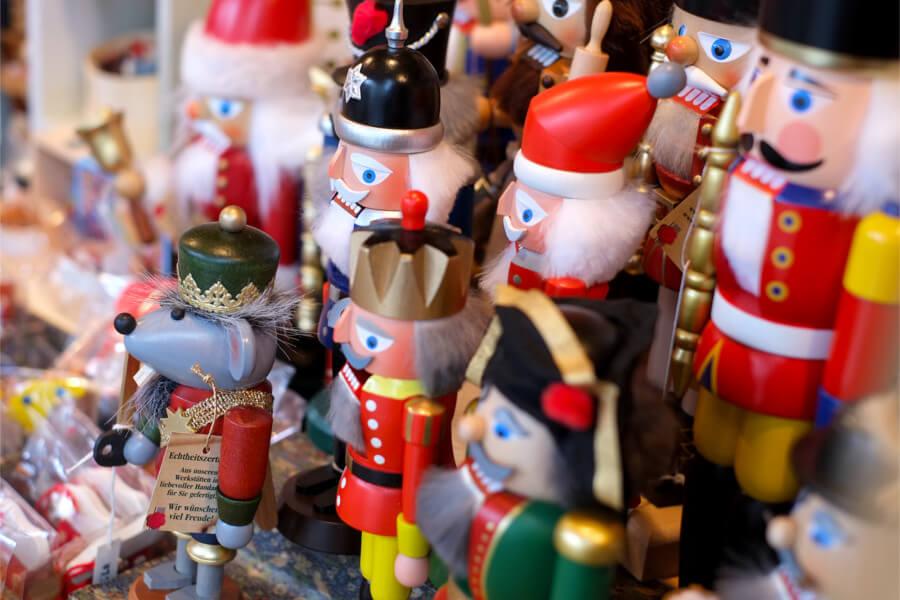 【くるみ割り人形】はクリスマスのプレゼントに最適!
