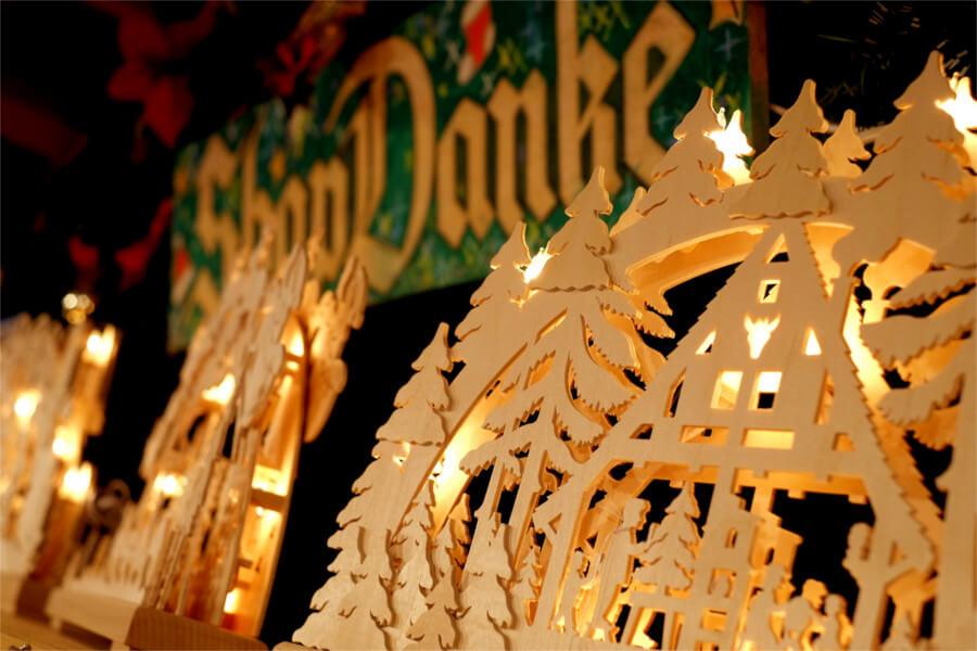 ドイツ独特のクリスマス雑貨 〜シュビップボーゲン、クリスマスピラミッド、フェンスタービルダー、聖歌隊、天使と鉱夫〜